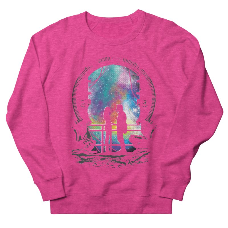 Universal Alignment Women's Sweatshirt by Daletheskater