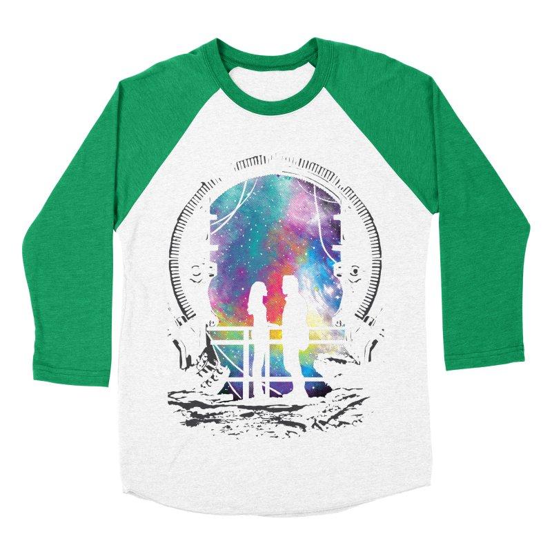 Universal Alignment Women's Baseball Triblend T-Shirt by Daletheskater