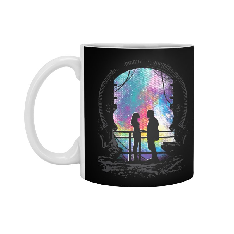 Universal Alignment Accessories Mug by Daletheskater