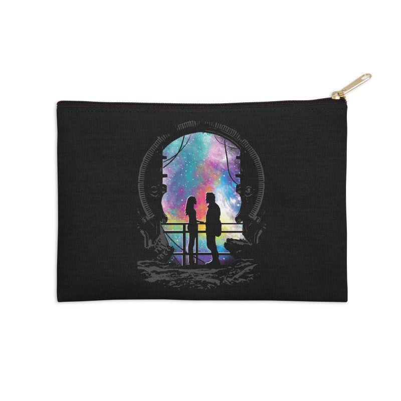 Universal Alignment Accessories Zip Pouch by Daletheskater