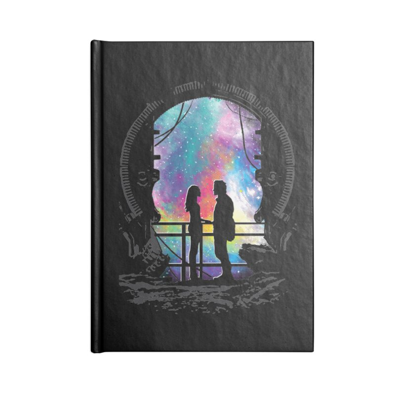 Universal Alignment Accessories Notebook by Daletheskater