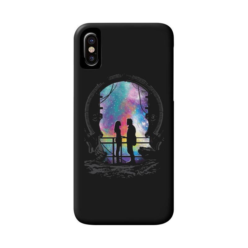Universal Alignment Accessories Phone Case by Daletheskater