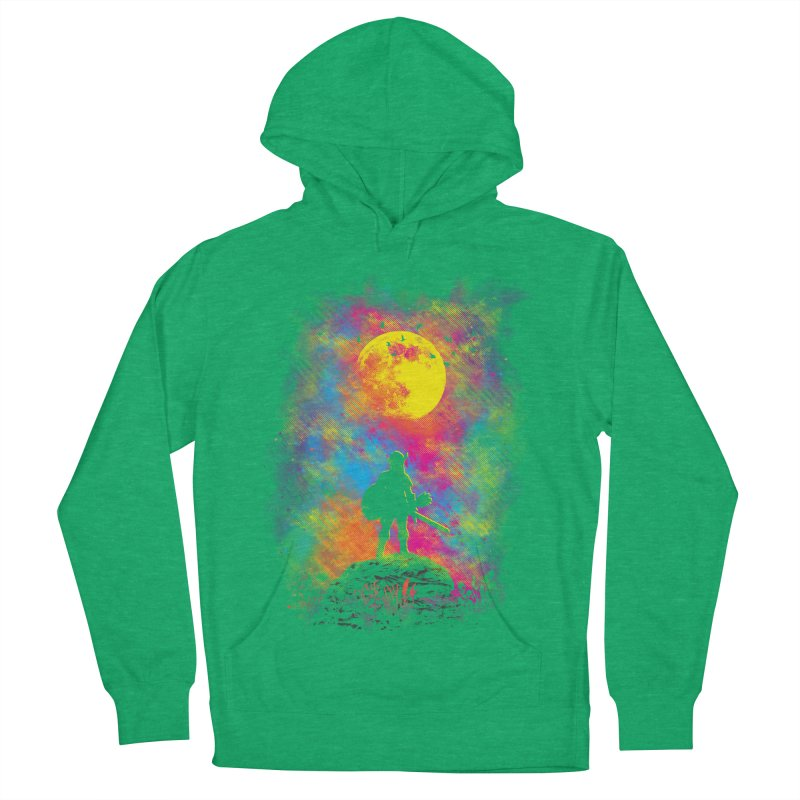 Wild World Women's Pullover Hoody by Daletheskater
