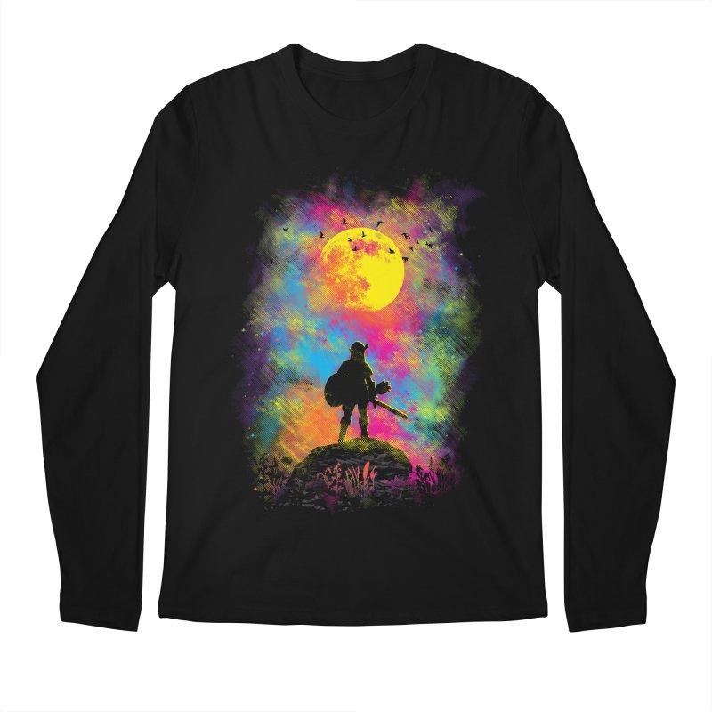 Wild World Men's Longsleeve T-Shirt by Daletheskater