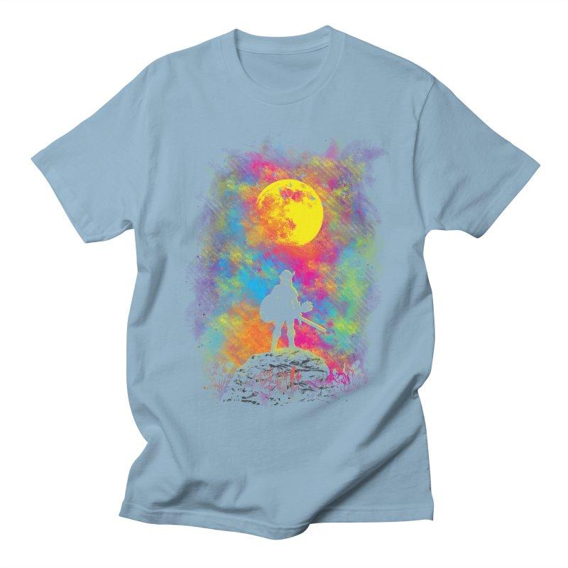 Wild World Women's Unisex T-Shirt by Daletheskater