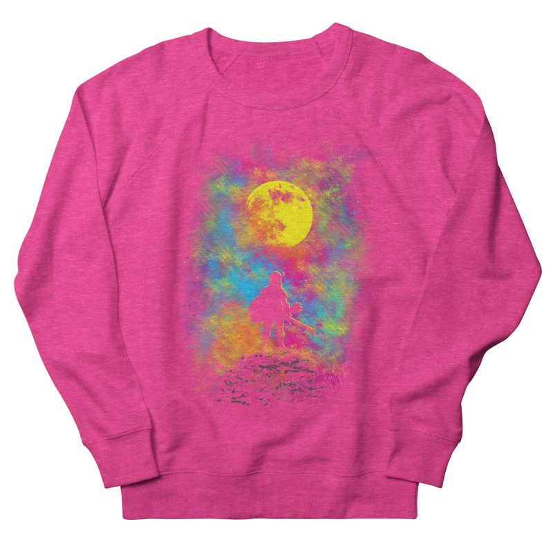 Wild World Women's Sweatshirt by Daletheskater