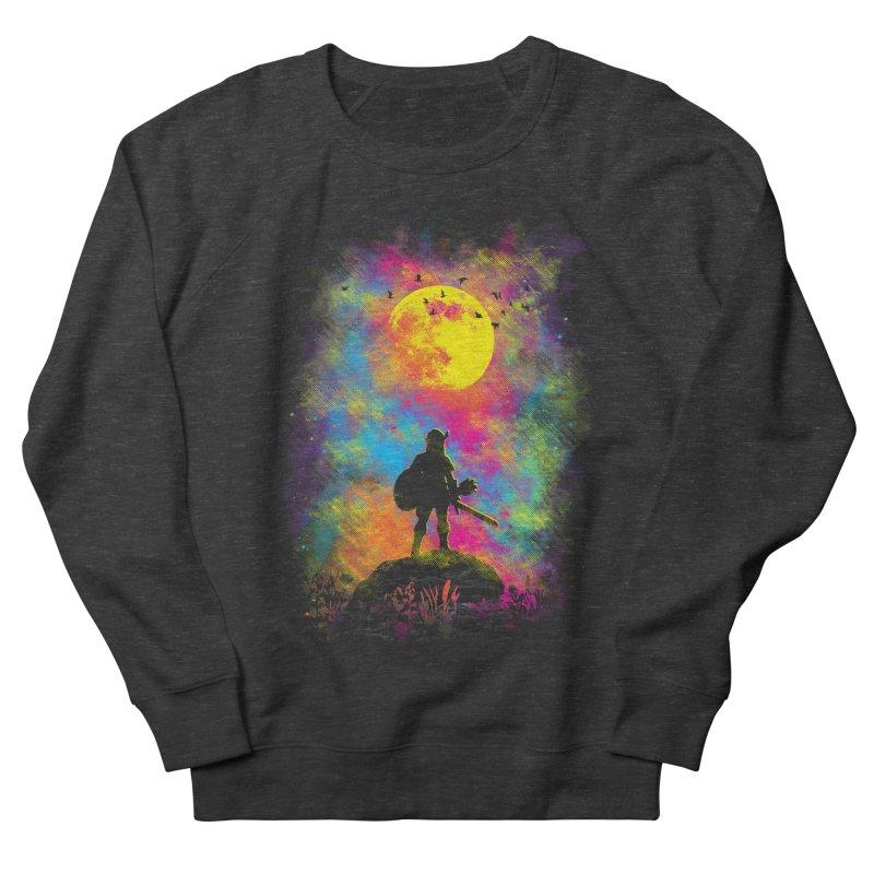 Wild World Men's Sweatshirt by Daletheskater