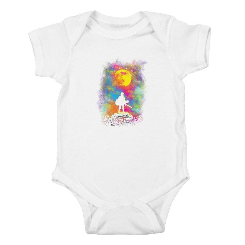Wild World Kids Baby Bodysuit by Daletheskater