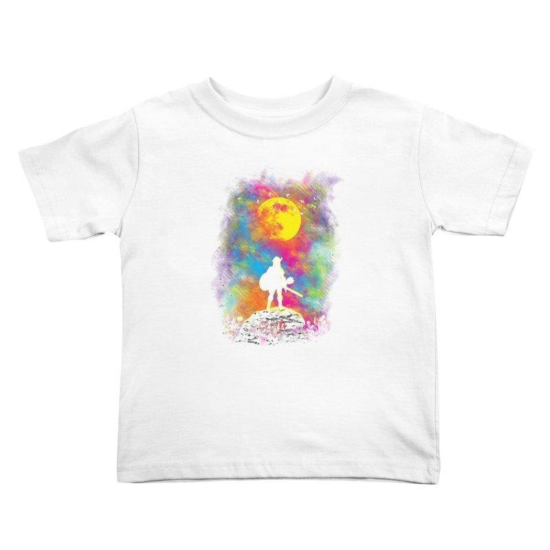 Wild World Kids Toddler T-Shirt by Daletheskater