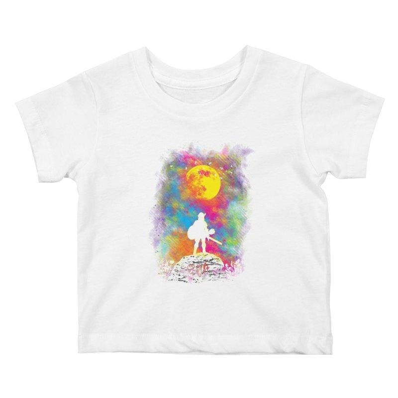 Wild World Kids Baby T-Shirt by Daletheskater