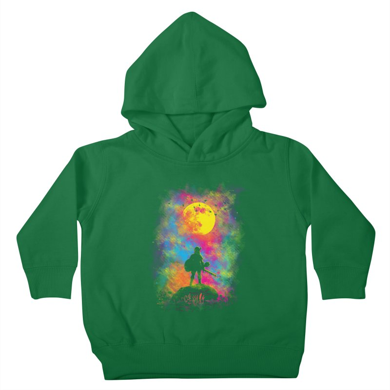 Wild World Kids Toddler Pullover Hoody by Daletheskater