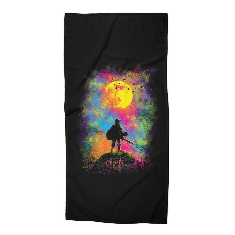 Wild World Accessories Beach Towel by Daletheskater