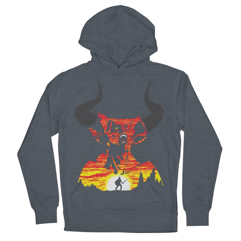 The Darkness Women's Pullover Hoody by Daletheskater