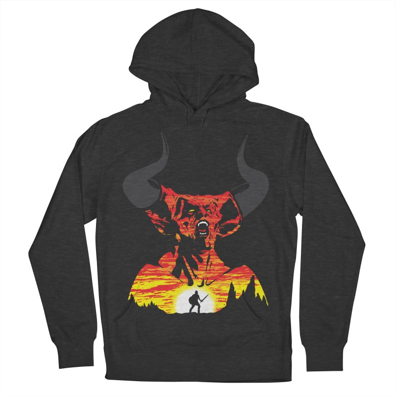 The Darkness Men's Pullover Hoody by Daletheskater