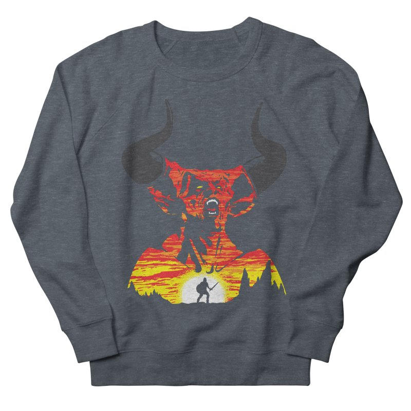 The Darkness Women's Sweatshirt by Daletheskater