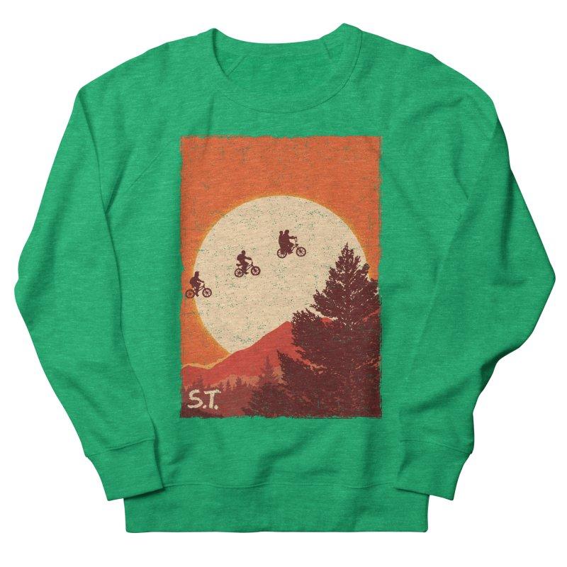 Strange Ride Women's Sweatshirt by Daletheskater