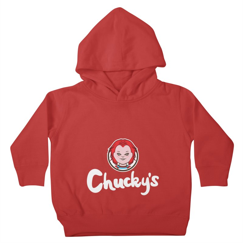 Wanna Eat? Kids Toddler Pullover Hoody by Daletheskater