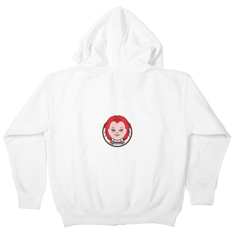 Wanna Eat? Kids Zip-Up Hoody by Daletheskater