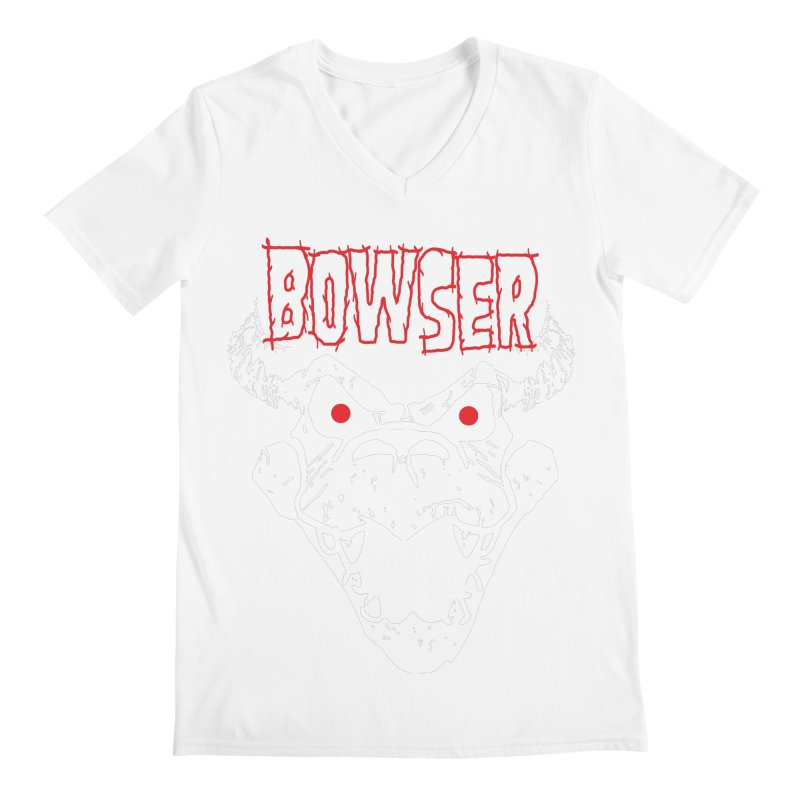 Bowzig Men's V-Neck by Daletheskater