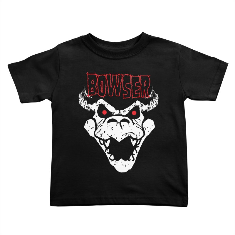 Bowzig Kids Toddler T-Shirt by Daletheskater