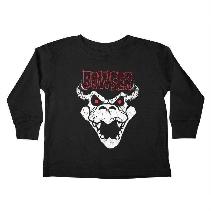 Bowzig Kids Toddler Longsleeve T-Shirt by Daletheskater