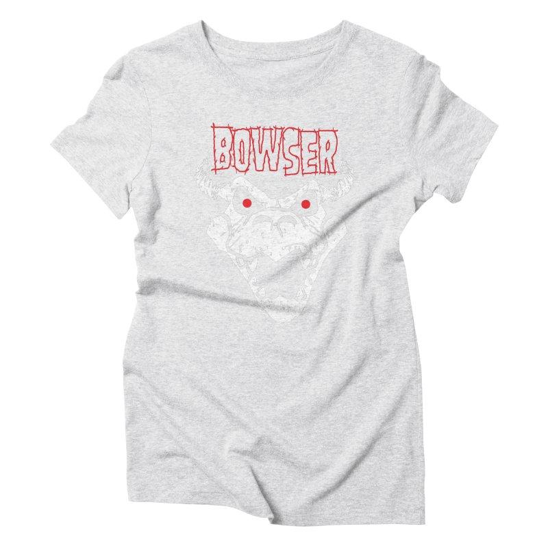 Bowzig Women's Triblend T-Shirt by Daletheskater