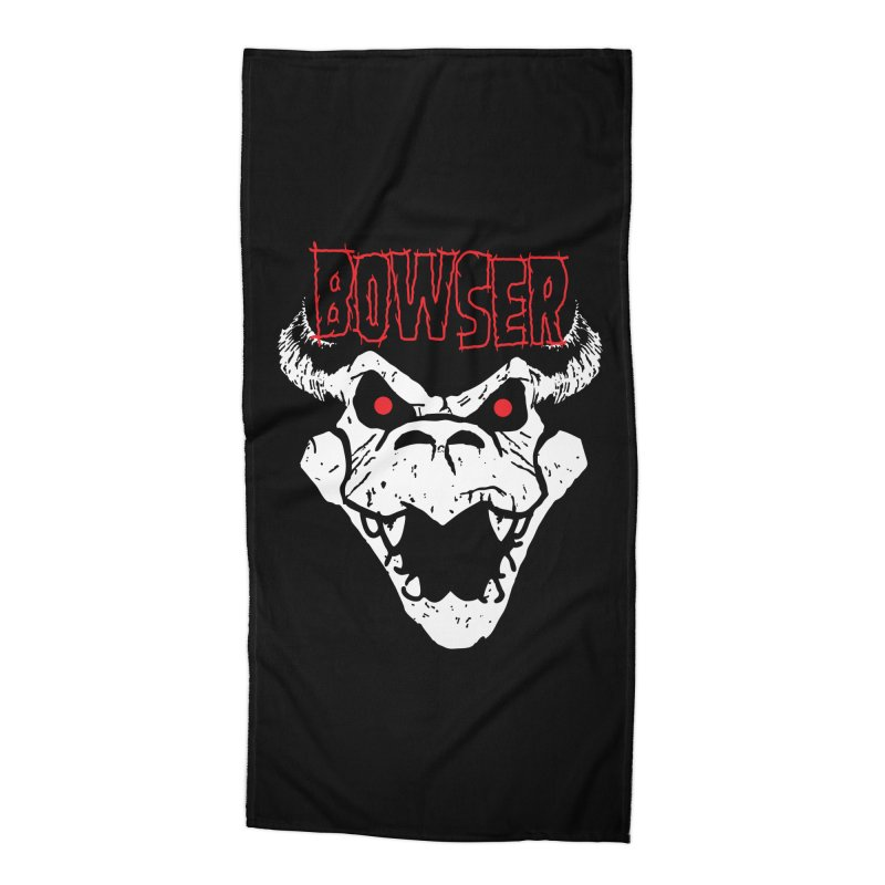 Bowzig Accessories Beach Towel by Daletheskater