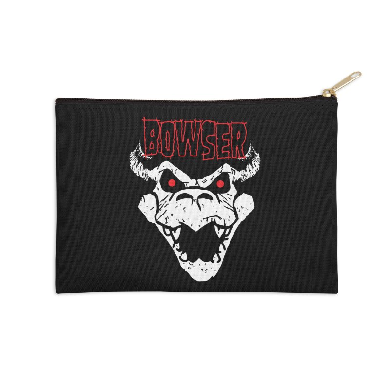 Bowzig Accessories Zip Pouch by Daletheskater