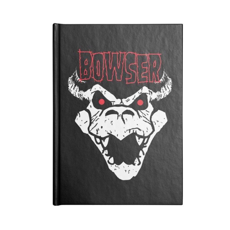 Bowzig Accessories Notebook by Daletheskater