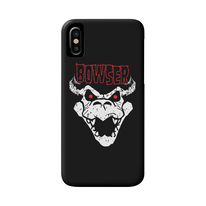 Bowzig Accessories Phone Case by Daletheskater