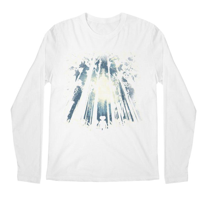 Phone Home Men's Longsleeve T-Shirt by Daletheskater