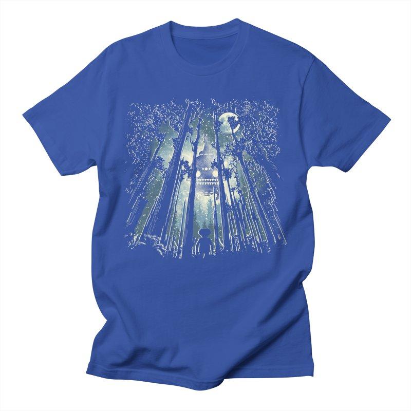 Phone Home Women's Unisex T-Shirt by Daletheskater