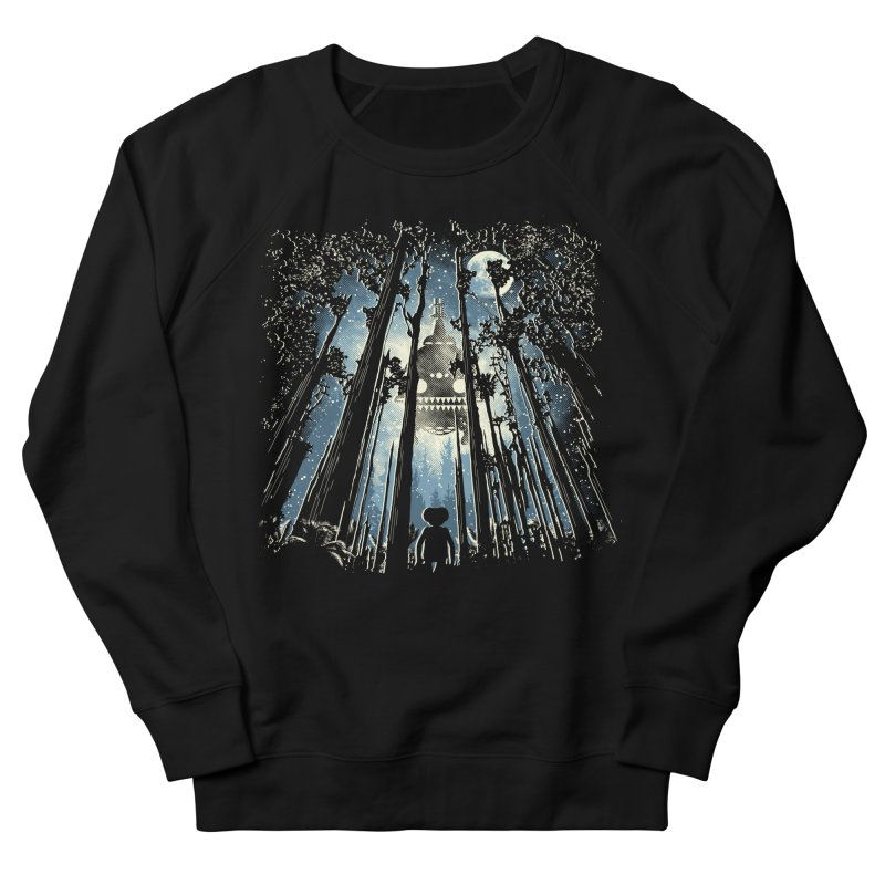 Phone Home Women's Sweatshirt by Daletheskater