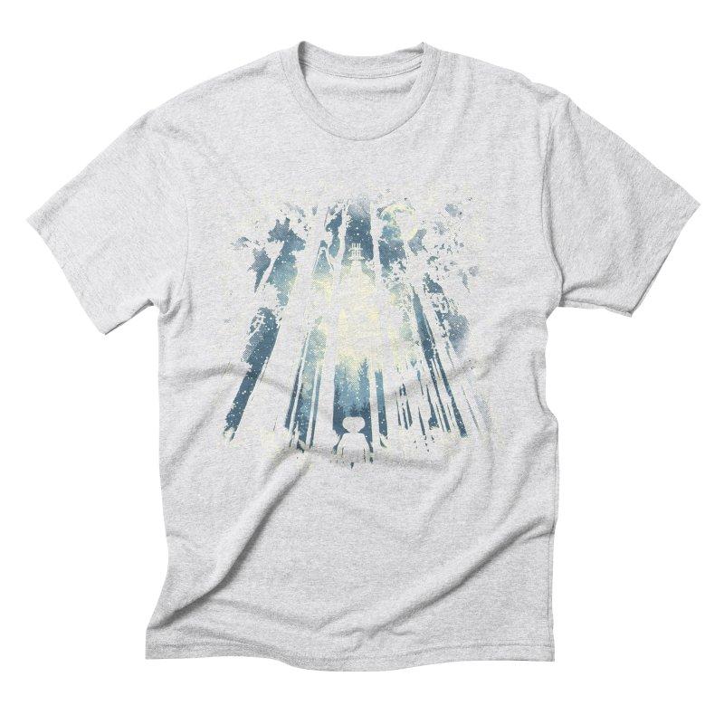 Phone Home Men's Triblend T-shirt by Daletheskater