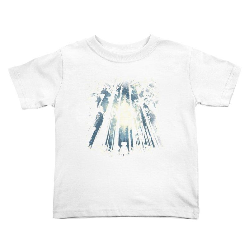 Phone Home Kids Toddler T-Shirt by Daletheskater