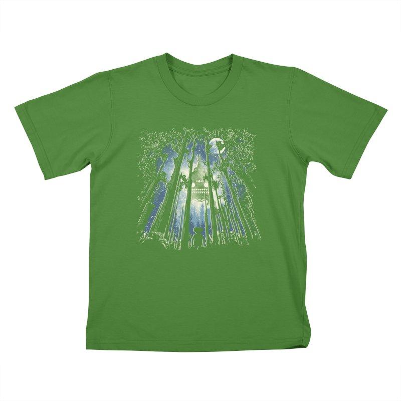 Phone Home Kids T-shirt by Daletheskater