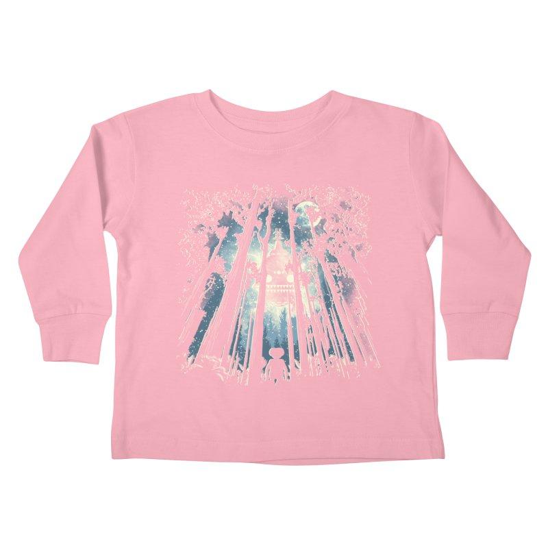 Phone Home Kids Toddler Longsleeve T-Shirt by Daletheskater