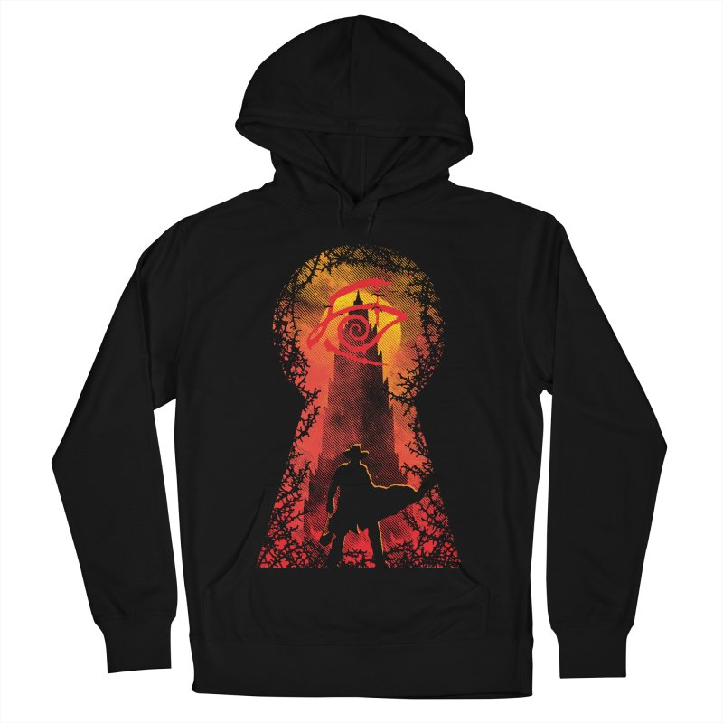 Mid-World Women's Pullover Hoody by Daletheskater