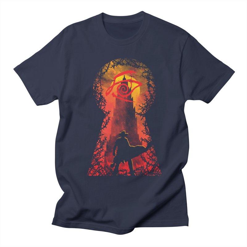 Mid-World Women's Unisex T-Shirt by Daletheskater