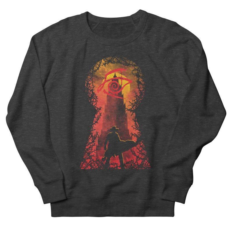 Mid-World Men's Sweatshirt by Daletheskater