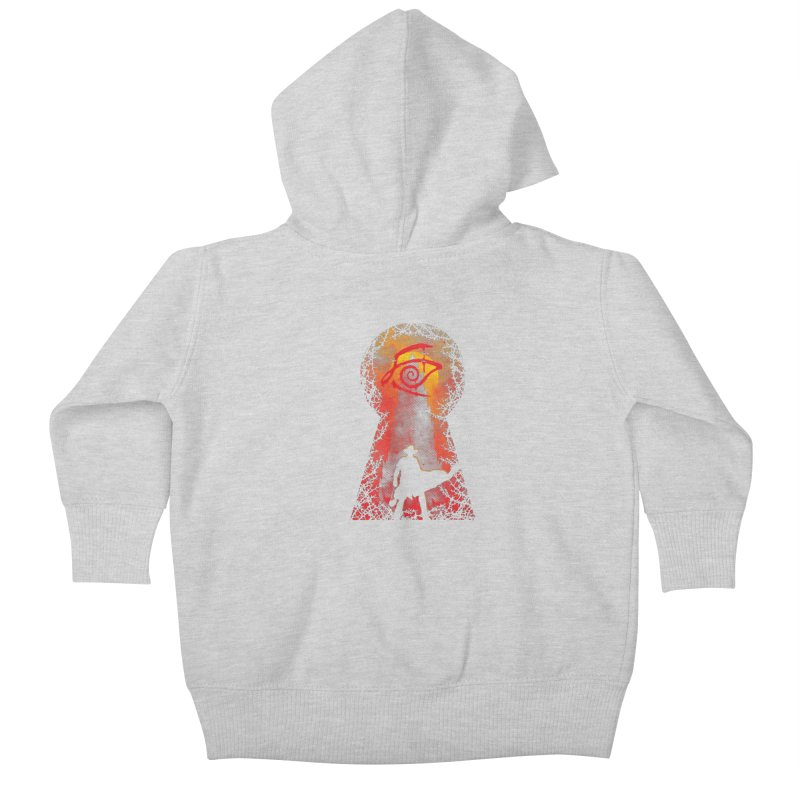 Mid-World Kids Baby Zip-Up Hoody by Daletheskater