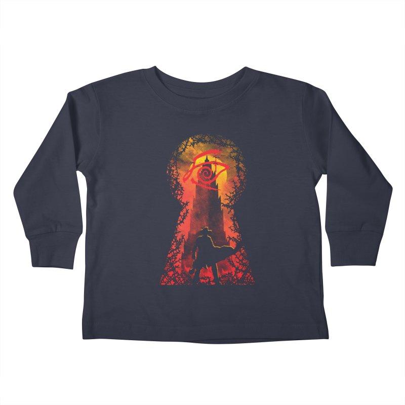 Mid-World Kids Toddler Longsleeve T-Shirt by Daletheskater