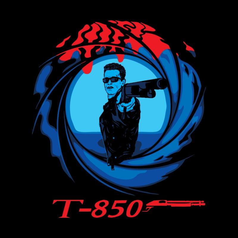 T-850 Women's T-Shirt by Daletheskater