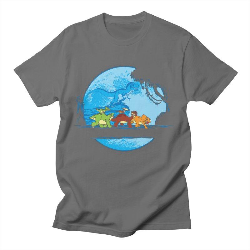 Dino Moonwalk Women's T-Shirt by Daletheskater