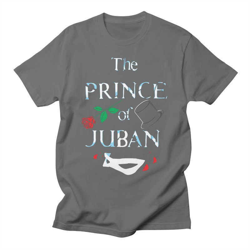 The Prince Of Juban Men's T-Shirt by Daletheskater
