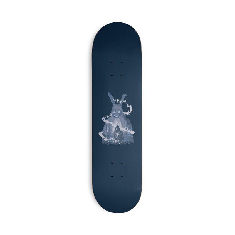 Awake Hallucination Accessories Skateboard by Daletheskater