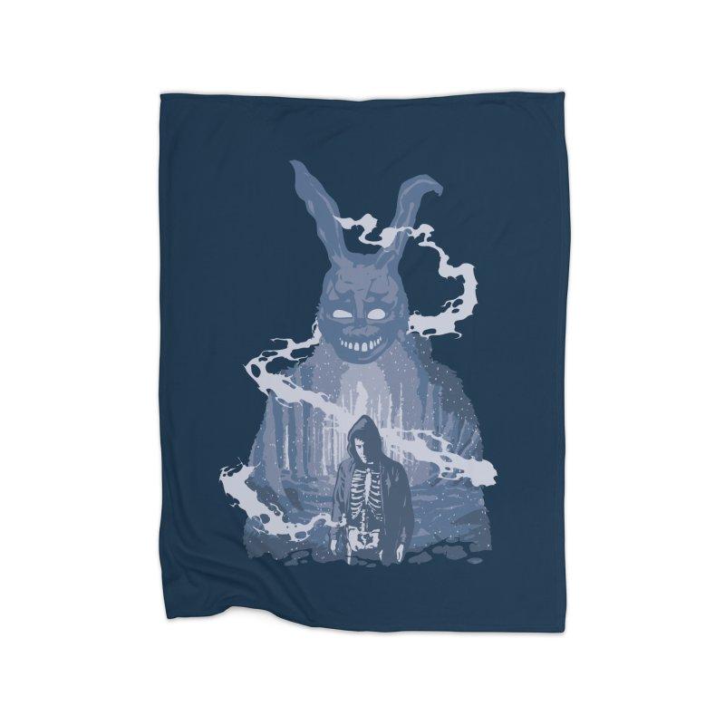 Awake Hallucination Home Blanket by Daletheskater