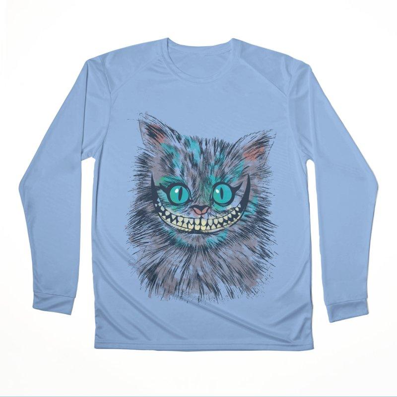 Vibrant Cheshire Women's Longsleeve T-Shirt by Daletheskater