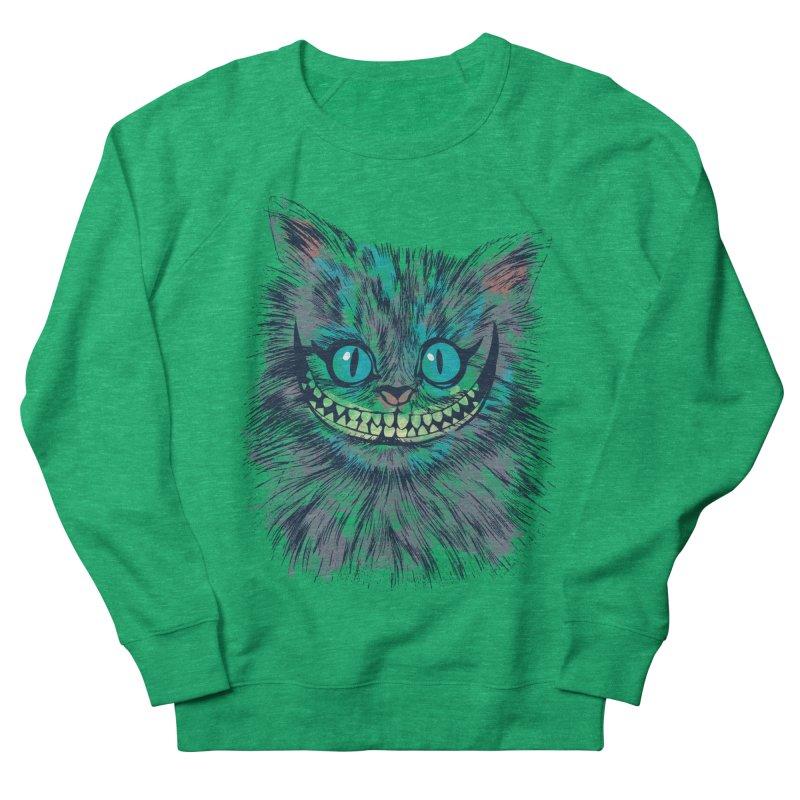 Vibrant Cheshire Women's Sweatshirt by Daletheskater