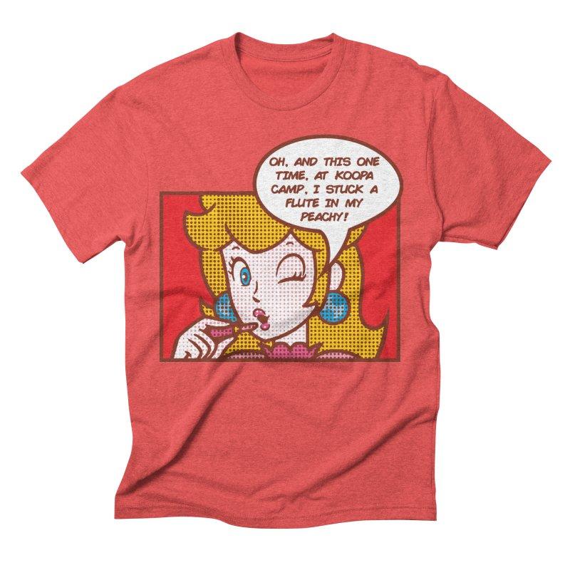 Koopa Camp Men's T-Shirt by Daletheskater